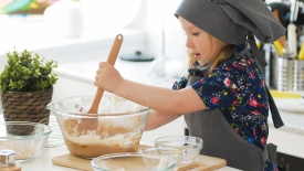 Contest of Young Bakers