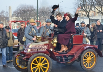Parade automobile 2014 © Ville d'Epernay