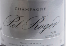 CHAMPAGNE POL ROGER PURE